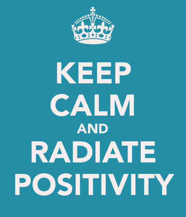 The Radical Positivity Movement: A Movement WorthJoining