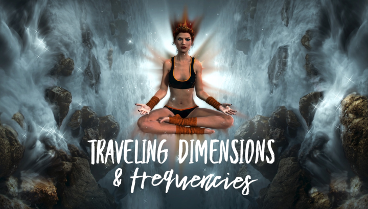 Traveling Dimensions & Frequencies
