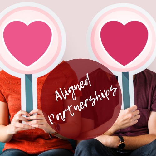Aligned Partnership: How To Nurture Healthy Intimate Relationships Using Spiritual Law