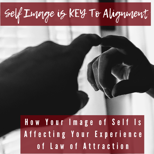 Self Image Is Key To Alignment: How Your Image of Self Is Affecting Your Experience of Law ofAttraction
